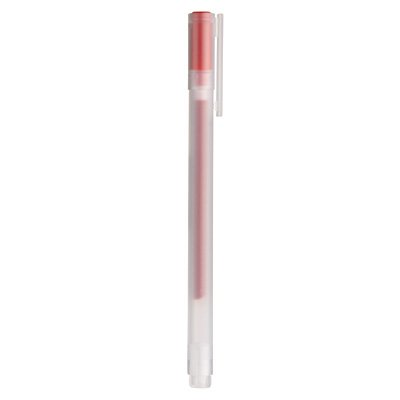 MUJI Japan Gel-Ink Ballpoint Pen 0.5mm - Red
