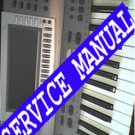 TECHNICS KN-6000 (KN6000) KEYBOARD *  SERVICE MANUAL *