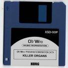 KORG 01/W 01W o1w Pro ProX  ** KILLER ORGANS *  patches