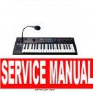 KORG R3 R-3 ** SERVICE MANUAL **