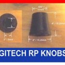 Digitech RP350, RP250, RP150 OEM Replacement KNOBS (x3)