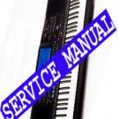 TECHNICS KN-3000 (KN3000) *  SERVICE MANUAL *