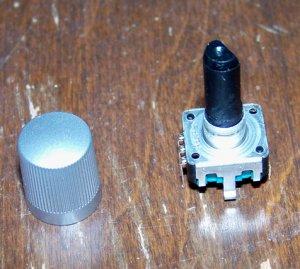 Digitech RP350, RP250, RP150 CONTROL / ENCODER