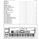 ROLAND XP-60 XP60  ~ REPAIR / SERVICE NOTES MANUAL