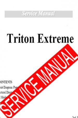 Korg manual triton extreme pdf