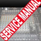 TASCAM M-1016 M-1024  Mixer REPAIR / SERVICE  MANUAL