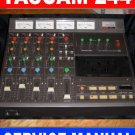 TASCAM PORTASTUDIO 244  ~ SERVICE MANUAL ~