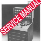 STUDER REVOX A800 A-800 REPAIR / SERVICE Manual ~Paper!