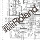 ROLAND JUPITER 8 SYNTH JP8 JP-8 REPAIR / SERVICE MANUAL