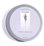 Floral  Prints Lavender Body Cream