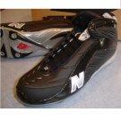 NEW BALANCE MENS SOCCER FOOTBALL CLEATS SIZE 12.5 MF991MK 991