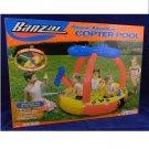 BANZAI RESCUE ADVENTURE HELICOPTER COPTER KIDS SWIM SWIMMING POOL 70382