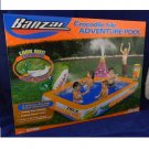 BANZAI CROCODILE ISLE ADVENTURE KIDS SWIM SWIMMING POOL 69971