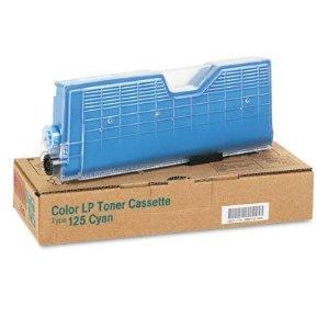 Color LP Toner Cassette Type 125 Cyan 400969