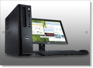DELL Vostro 230s Slim Tower Power Supply