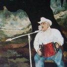 1983 New Iberia Cajun Fun Fest Poster by Rodrigue