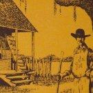 1978 Festivals Acadiens Silk Screened Poster by Floyd Sonnier