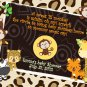 Jungle Baby Shower Scratch Off Games Cheetah Leopard Monkey Tiger Custom