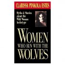Women Who Run with the Wolves [Audiobook, Unabridged] [Audio Cassette] Brand New