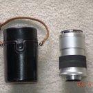Topcon RE Auto 3.5 Topcor Tokyo Kogaku Lens / Case