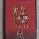11th Annual Screen Actors Guild Awards SAG Emmy DVD NEW