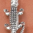 STERLING SILVER ALLIGATOR CHARM