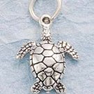 STERLING SILVER SMALL TURTLE CHARM