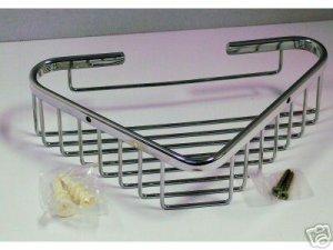 medium shower Basket  for corner wall mount