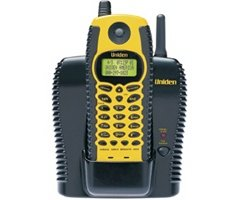 Uniden Submersible Cordless Phone with Call Waiting/ Caller ID