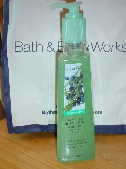 Bath & Body Works Hand Soap Juniper Breeze