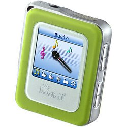 Pic 'N Roll 1GB Video and MP3 Player with Full Color Display