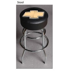 Officially Licensed Chevy Bar Stool