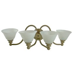 Kichler Nottingham 4 Light Wall Fixture-Taupe