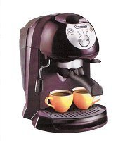 DeLonghi BAR32 Pump-Driven Espresso/Cappucino Maker