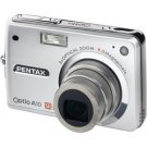 "Pentax 8.0 MegaPixel Compact Camera with 3x Optical Zoom and 2.5"" LCD"