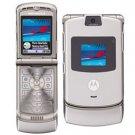 Motorola RAZR V3 - Silver
