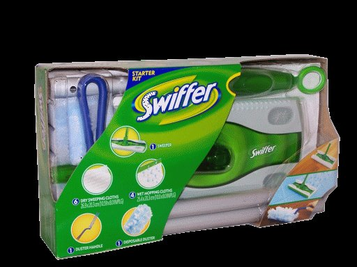 Swiffer Starter Kits Lot of 2 Kits