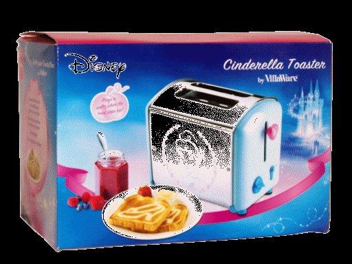 Disney Cinderella Toaster By VillaWare