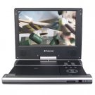 "Polaroid 10"" Swivel Screen Portable DVD Player w/USB Input"