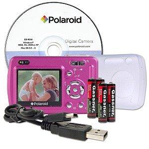 Polaroid A520 5.0MP 4x Digital Zoom Camera (Pink)