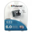 Polaroid i633 6MP 3x Optical/4x Digital Zoom Camera (Silver)