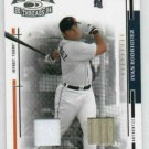 2004 Donruss Throwback Threads Ivan Rodriguez Jsy / Bat #d 43/50 Detroit Tigers