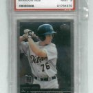 2000 Topps Chrome Traded Brandon Inge ROOKIE PSA 9 Detroit Tigers