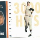 2003 Fleer Tradition Milestones Al Kaline Detroit Tigers