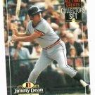 1995 Jimmy Dean Al Kaline Oddball Detroit Tigers