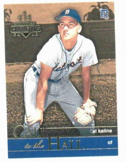 2003 Donruss Champions Al Kaline #D 483/2500 Detroit Tigers