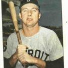 1978 TCMA The 1960s Al Kaline Oddball Detroit Tigers