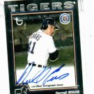 2004 Topps Chrome Darrell Evans AUTOGRAPH SEALED Detroit Tigers