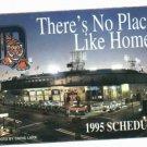 1995 Detroit Tigers Schedule Tiger Stadium