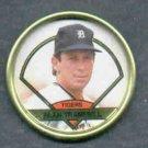 1990 Topps Coin Alan Trammell Oddball Detroit Tigers